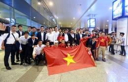 Đội tuyển U20 Việt Nam, kết thúc chuyến thi đấu FIFA U20 World Cup 2017 tại Hàn Quốc