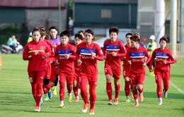ĐT nữ Việt Nam ổn định đội hình trước chuyến tập huấn tại Đức