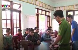 Đăk Lăk: Bắt nhóm thanh niên chém người bị trọng thương