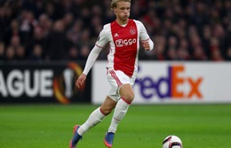 """Liverpool có nguy cơ bị Roma """"cuỗm"""" mất ngọc quý từ Ajax"""