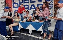 Dolce & Gabbana - Ngập tràn không khí lễ hội trong chiến dịch mới