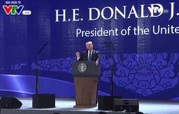 Tổng thống Mỹ Donald Trump ấn tượng với sự phát triển mạnh mẽ của Việt Nam