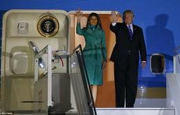 Tổng thống Mỹ bắt đầu chuyến thăm Ba Lan