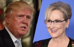 Bị chỉ trích tại Quả cầu vàng 2017, tổng thống đắc cử Donald Trump chính thức đáp trả Meryl Streep