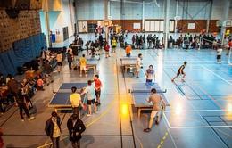 Hội Sinh viên Việt Nam tại Pháp tranh tài tại Đại hội TDTT mùa Đông
