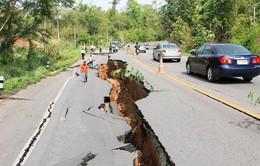 Thái Lan: Hơn 2.000 sinh viên diễn tập phòng ngừa động đất