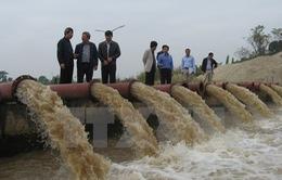 150.000 ha đã có nước vụ Đông Xuân