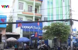 Vụ mất 129 triệu đồng từ cây ATM: Đông Á đối chiếu hình từ camera với khách hàng