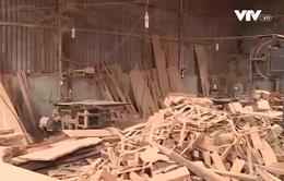 Đồng Nai: Hàng loạt xưởng sản xuất gỗ đóng cửa vì thiếu đề án bảo vệ môi trường