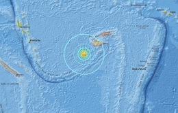 Động đất ngoài khơi Papua New Guinea
