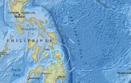 Động đất ở Philippines làm hàng chục người bị thương