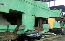 Động đất làm rung chuyển khu vực miền Trung Philippines