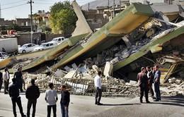 Iran ngừng hoạt động cứu hộ nạn nhân sau động đất