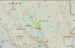 Động đất mạnh 6,2 độ richter tại Iran, 18 người bị thương