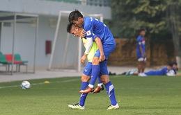 Sớm xác định 2 cầu thủ chia tay U23 Việt Nam sau ít ngày tập trung