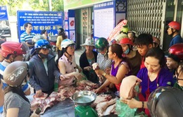 Đồng Nai mở thêm quầy bình ổn giá giải cứu thịt lợn