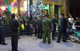 Đồng Nai: Đột kích quán bar, tạm giữ hàng trăm đối tượng phê ma túy