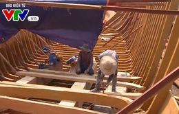 Bình Thuận đề nghị bổ sung chỉ tiêu đóng mới tàu cá theo Nghị định 67