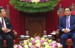 Tăng cường quan hệ Việt Nam – Nhật Bản