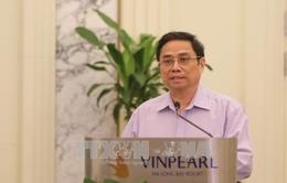 Đồng chí Phạm Minh Chính khảo sát về đặc khu hành chính - kinh tế tại Quảng Ninh