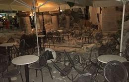 Động đất tại Hy Lạp và Thổ Nhĩ Kỳ