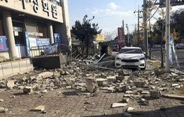 Hàn Quốc hoãn kỳ thi đại học do động đất