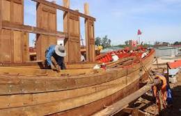Thừa Thiên - Huế: Ngư dân khó tiếp cận vốn đóng tàu