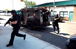 Mỹ tăng cường an ninh ngăn chặn nguy cơ tấn công bằng xe