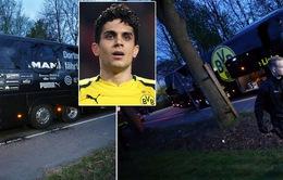 Nổ lớn gần xe bus của Dortmund: Hoãn trận Dortmund – Monaco, 1 cầu thủ bị thương