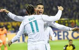 """Ghi bàn trở lại, C.Ronaldo """"nổ"""" tưng bừng"""