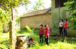 Lò đốt rác tại nhà giúp giảm áp lực xử lý rác thải tại Bình Định