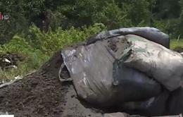 Đốt rác thải - Vấn nạn gây nhiều bức xúc