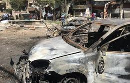 Đánh bom xe ở Syria, 8 người thiệt mạng