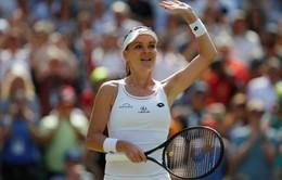 Tổng hợp ngày thi đấu thứ 6 Wimbledon 2017: Không có bất ngờ ở nội dung đơn nữ