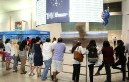 Mỹ thực hiện quy định mới về an ninh hàng không