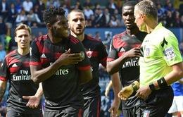 Kết quả bóng đá châu Âu tối 24, rạng sáng 25/9: Thành Milan chia nửa vui buồn
