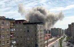 Thổ Nhĩ Kỳ: Nổ lớn rung chuyển trụ sở cảnh sát