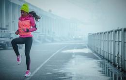 Những lưu ý khi tập thể dục trong ngày lạnh