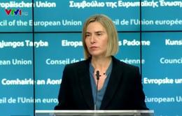 Châu Âu cảnh báo việc Mỹ dời Đại sứ quán ở Israel