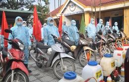 TT-Huế phát động Tháng vệ sinh tiêu độc khử trùng