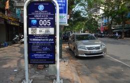 Sử dụng đầu số 9556 tìm kiếm điểm đỗ xe ở Hà Nội