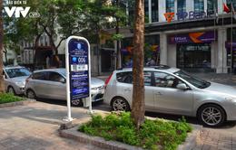 Hà Nội mở rộng ứng dụng đỗ xe thông minh iParking tại 4 quận nội thành