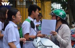 Kỳ thi THPT quốc gia: Những lưu ý khi thực hiện bài thi tổ hợp