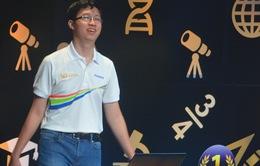 Phan Đăng Nhật Minh phải vượt qua áp lực tâm lý rất lớn trước CK Đường lên đỉnh Olympia 2017 để chiến thắng