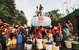 Ấn Độ ban hành cảnh báo về tình trạng thiếu nước sạch trầm trọng