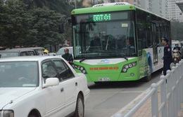 Những đoạn đường sẽ lắp dải phân cách trên tuyến xe BRT