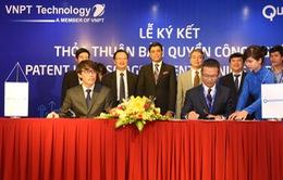 VNPT Technology – Qualcomm hợp tác chia sẻ bản quyền công nghệ