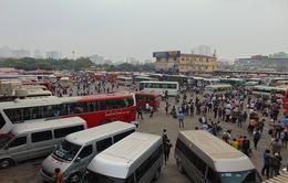 Hà Nội lên phương án điều chuyển bến cho hơn 1.200 lượt xe khách