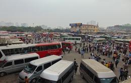 Điều chuyển luồng tuyến xe khách tại Hà Nội chưa thực sự triệt để?