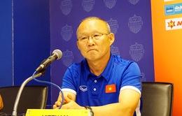 """HLV Park Hang Seo: """"U23 Việt Nam không đặt nặng thành tích tại M-150 Cup"""""""